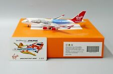 Virgin Atlantic B747-400 Reg: G-VLIP EW Wings Scale 1:400 Diecast EW4744006