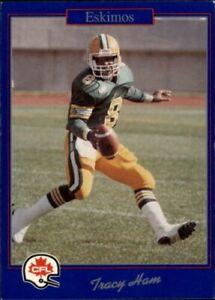1991 JOGO CFL Football Cards 1-220 +Rookies (A2693) - You Pick - 10+ FREE SHIP