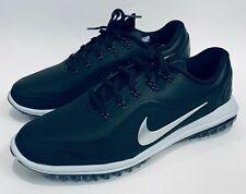 Nike Women's Lunar Control Vapor 2 Golf Shoes Black/Silver Size: 8 Wide