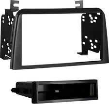 Metra - Dash Kit for Select 1995-1999 Saturn Vehicles - Black