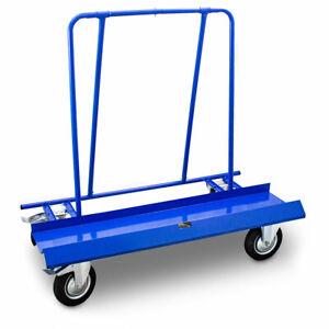 BITUXX Plattenkarren Transportwagen Plattenwagen Transporthilfe Rollwagen