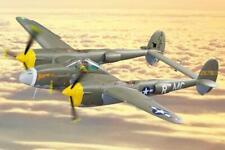 """FlightLine P-38L Lightning """"Allied Green"""" 1600mm (63"""") Wingspan - PNP"""