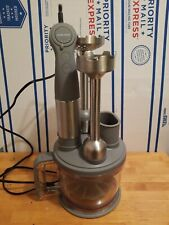 FOOD & WINE Immersion Blender and accessories