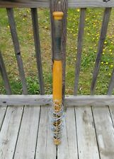 Custom Negans Lucille Big Sister BERTHA Bat The Walking Dead real barb wire XXXL