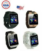 DZ09 Smart Watch 2020 Touch Screen Bluetooth 3.0,GPS Navigation Android iOS MP3