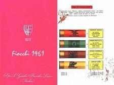 Fiocchi 1961 Ammunition (Italian) Catalog