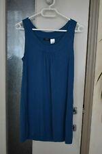 """T-shirt sans manches bleu pétrole """"La Redoute - Taille 42 - voir description"""