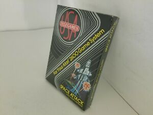 NEW SEALED SPACE ATTACK GAME FOR PAL ATARI 2600 & RETRON 77 i28