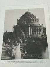"The St. Louis World's Fair Festival Hall Photo Print, 11"" x 14"""