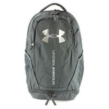 b3f10733d9 Under Armour 1294720 Graphite Hustle 3.0 Water Repellent Backpack