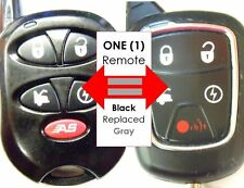 Keyless remote entry Orbit EZSNAH1501 OBRF-1503HDR transmitter controller keyfob