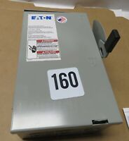 Eaton Corporation DG221NRB Outdoor Safety Switch, 120/240V, 30-Amp  $45