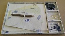 Handmade Paper Writing Stationery Set *UNIQUE GIFT SET* Lovely Gift Idea - Blue2