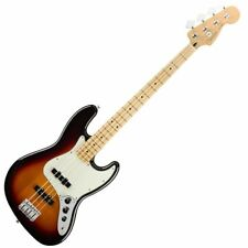 Fender Player Jazz Bass-MN - 3-Tone Sunburst