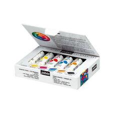 Pebeo Studio Gouache Opaque Watercolour Paint Primary Colour Set 6 x 20ml Tubes