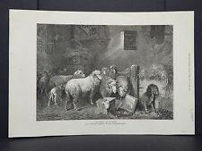 "Illustrated London News 3s12/""Art-Critics"" Otto Gebler/Oct 1876"