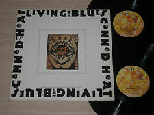 CANNED HEAT - LIVING THE BLUES - 2 LP 33 GIRI FRANCE