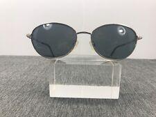 Gloria Vanderbilt Sunglasses M15 057 56-17 Gold Frames Wire Authentic Flex 4596