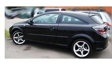 Moulding Side Protector Door Protection for Opel Astra H GTC 3 doors 2005-2011