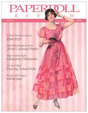Paperdoll Review Magazine #66, 2017-Debutantes,Dancing School,Gloria Jean, etc
