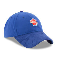 Detroit Pistons NBA New Era On-Court 9TWENTY Cap - New w/Tags - Top Quality Item