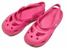 Crocs Girls Pink Size 10 Shoes