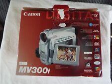 Canon MV300i Digital Video Camcorder
