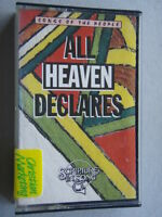 All Heaven Declares - Songs Of The People Tape Cassette