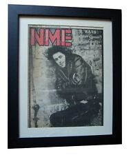 BOOMTOWN RATS+RARE ORIGINAL 1978 VINTAGE NME+POSTER+FRAMED+EXPRESS GLOBAL SHIP