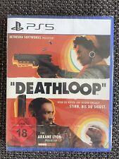 Deathloop - PS5 Playstation 5 Spiel Neu / OVP / Versiegelt / Händler