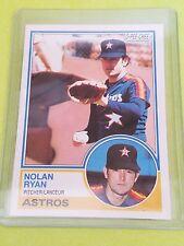 1983 O-PEE-CHEE Nolan Ryan Houston Astros #360 Baseball Card