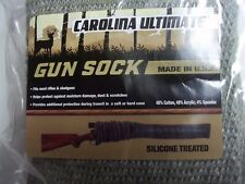 "Carolina Ultimate Gun Sock / Cover 52"" long w/Silicone *100% AMERICAN MADE* USA"
