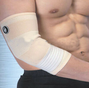 Elbow Support Strap Sport Gym Arthritis Pain Relief Tennis Elbow with Gel Pads