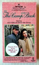 To The Camp And Back ~ New VHS ~ Rare Classic Granada Romance Theatre Movie