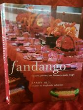 Fandango Cookbook by Hill and Valentine