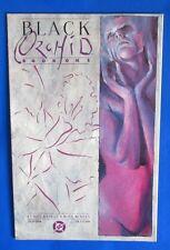 1988 BLACK ORCHID: BOOK ONE NM SC DC Comics Graphic Novel Neil Gaiman