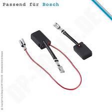 Kohlebürsten für Bosch GBR 14 C, GWS 14-125 C, GWS 14-125 CE, GWS 14-150 C