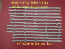 LG 50la620s 50LN575 Barra Led 6916L-1272A/6916L-1241A/6916L-1273A/6916L-1276A