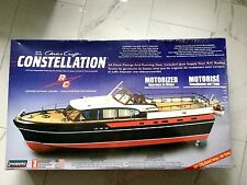 "LINDBERG 1/20 CHRIS CRAFT CONSTELLATION  30"" LONG PLASTIC MODEL KIT # 70814 F/S"