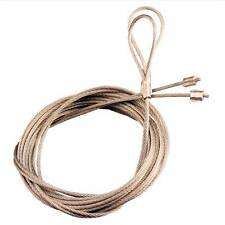 NEW *PAIR* CARDALE Clock Spring DRUM Type CABLES / Wires Garage Door Mk2 & Mk3