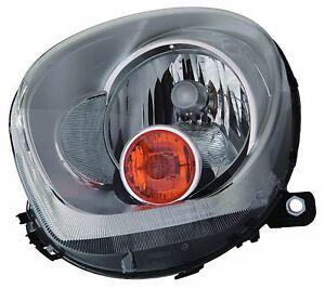 MINI COOPER COUNTRYMAN 2011-2014 LEFT DRIVER HEADLIGHT FRONT LAMP HEAD LIGHT