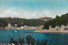 BOLLO LIRE 10 SU CARTOLINA DI SAN TERENZO LA SPEZIA 1966 3-41