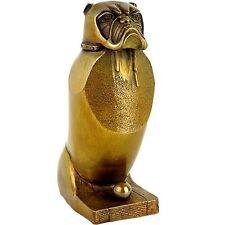 """PAUL WUNDERLICH - Original Bronzeskulptur """"DICKER HUND ALSO..."""""""