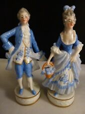 CARL THIEME GERMANY or GINORI CAPODIMONTE ~ MINIATURE FIGURINE ~  COUPLE