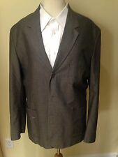 BCBG Max Azria 100% Cotton Mens Suit size 36