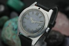 Vintage VENUS Skin Diver Automatic 20 ATM Stainless Steel Men's Sport Watch