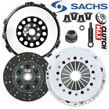 Stage 2 Clutch Kit + Sachs Bearing + Flywheel for 01-03 Bmw E46 323 325 328 330