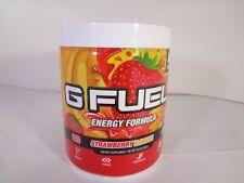 G Fuel Energy Formula Sugar Free Strawberry Banana 9.8 oz [Vs-G]