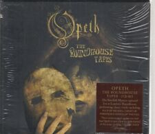 opeth the roundhouse tapes 2x cd new