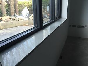Bespoke Quartz sparkle Granite Window Sill cill delivery nationwide bedroom